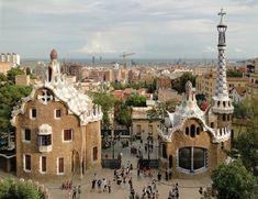 Park Guell, Barcelona_Spain