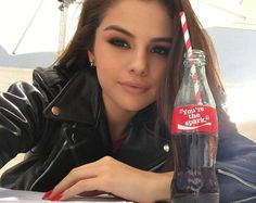 Selena Gomez. For similar content follow me @jpsunshine10041