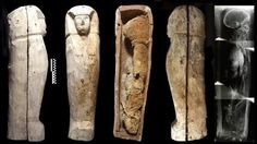 Four new ancient Egyptian tombs found by Spanish archaeologists.
