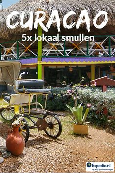 5x lokaal smullen op Curaçao || Expedia Insider Tips
