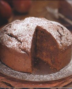 Pear and Chocolate Cake Thanksgiving Dessert Recipes Pear And Chocolate Cake, Pear Dessert, Cake Recipes, Dessert Recipes, High Tea, Brunch, Pie Cake, Vegan Sweets, Cake Cookies