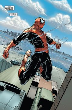 Superior Spider-Man by Giuseppe Camuncoli