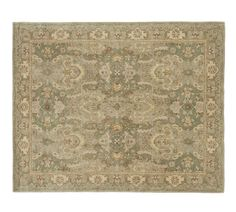 Thyme Persian-Style Rug | Pottery Barn