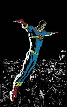 Miracleman by Kevin Nowlan *