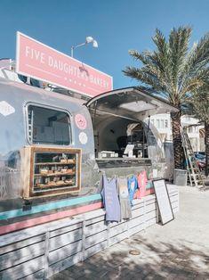 Best Donuts: Five Daughters Bakery: Seaside FL Santa Rosa Beach Florida, Destin Florida Vacation, Rosemary Beach Florida, Panama City Beach Florida, Panama City Panama, Florida Travel, Florida Beaches, Blue Mountain Beach Florida, Seagrove Beach Florida