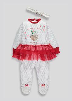 BABY BODY Bodysuit VOLVO Penguin Winter Geschenk Weihnachten