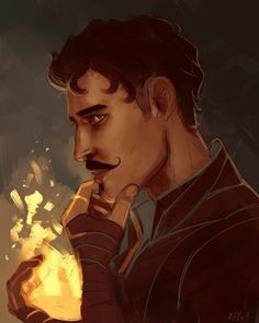 Dorian Pavus. Dragon Age Inquisition
