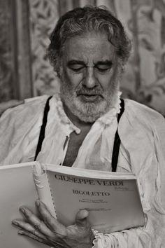 """From: https://www.facebook.com/media/set/?set=a.112961882110925.17349.100001913407898&type=3/  Giuseppe Verdi - Rigoletto/ """"RIGOLETTO FROM  MANTUA"""" / PHOTO: Cristiano Giglioli /  Rigoletto - Placido Domingo; Gilda - Julia Novikova; Duke of Mantua - Vittorio Grigolo; Sparafucile - Ruggero Raimondi; Maddalena - Nino Surguladze/ directed by Marco Bellocchio/ RAI National Symphony Orchestra conducted by Zubin Mehta/ RAI TV 2010."""