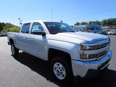 2015 Chevrolet Silverado 2500HD Crew Cab 4WD LT at Jeff Johnson Chevrolet in Woodlawn, Virginia 24381 Call us at (866) 925-1571
