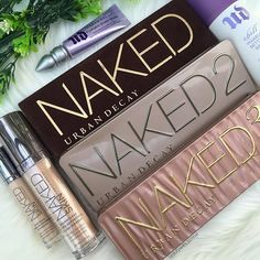 Some Urban Decay Love  .. Can always count on urban decay to come through, haven't come across a product I don't like! My favourites are their eyeshadows and concealer  .. @urbandecaycosmetics - Naked Skin Weightless Complete Coverage Concealer, Naked Skin Weightless Ultra Definition Liquid Makeup, Original Eyeshadow Primer Potion, Naked Eyeshadow Palette, Naked 2 Eyeshadow Palette, Naked 3 Eyeshadow Palette & Chill Cooling and Hydrating Makeup Setting Spray .. I purchased these prod...