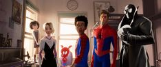 Phil Lord & Christopher Miller pulled off a remarkable feat in rebooting Spider-Man yet again for 'Into the Spider-Verse. Miles Morales, Stan Lee, Tim Burton, Studio Ghibli, Movies Coming To Netflix, Jake Johnson, Lord, Gwen Stacy, Black Actors