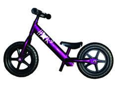 One of a kind Powder Coated Purple Strider Balance Bike Trial Bike, Push Bikes, Balance Bike, Striders, Kids Store, Bike Design, Powder, Bicycle, Purple