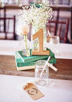 do it yourself wedding centerpieces - Google Search