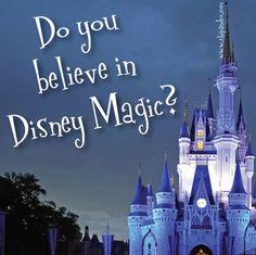 Do you believe in Disney Magic?