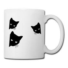 Vintage T Shirts, Cat Shirts, Catwoman, Cat Lovers, Mugs, Random, Pencil Drawings, Hot Coffee, Cat T Shirt