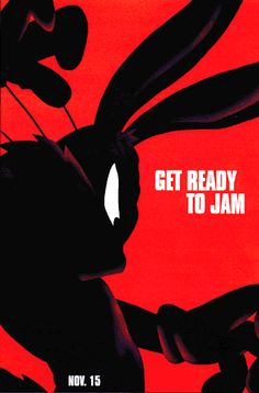 The original Space Jam posters from '96 off the OG Space Jam website.