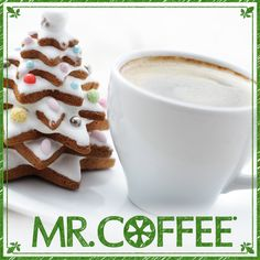 """What coffee creations are you serving up this season? With the Mr. Coffee® Optimal Brew™ 12-Cup Thermal Coffeemaker, your coffee will taste more delicious than ever! Enter our """"Holiday Happiness with the Mr. Coffee® Brand"""" Pinterest sweepstakes for a chance to #win a Mr. Coffee® Optimal Brew™ 12-Cup Thermal Coffeemaker: http://on.fb.me/1hJQOd6 Sweepstakes ends 12/31/14. Good luck! #MrCoffee #coffee  #sweepstakes #pintowin"""