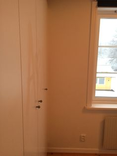 Before, very dull doors. Guest Room, Tall Cabinet Storage, Doors, Furniture, Home Decor, Decoration Home, Room Decor, Guest Bedrooms, Home Furnishings