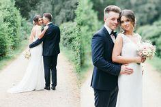 Hochzeitsfotografie Brautpaarshooting // Wedding photography // Свадебная фотосессия
