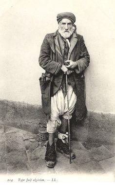 Type juif algérien