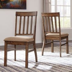 Signature Design By Ashley Zilmar Dining Chair