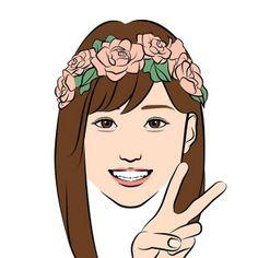 #mineportraitapp #oshimayuko #大島優子#mineportrait #mine #portrait #selfie #iphoneapp #app #new #instagood #fashion #celebrity #peace #cute #girl #idle #akb48 #yuko