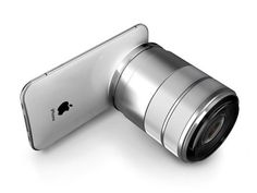 DSLR... okay, NOW I might want an iPhone... so many cool gadgets
