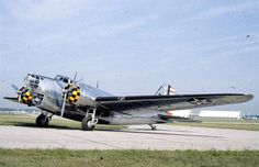 DAYTON, Ohio -- Douglas B-18 Bolo at the National Museum of the United States Air Force. (U.S. Air Force photo)