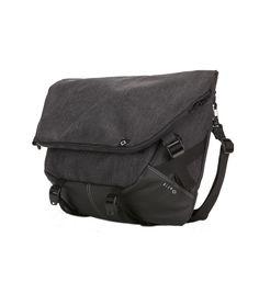 N010 MESSENGER BAG - 2TONE GREY - Brownbreath Online Store