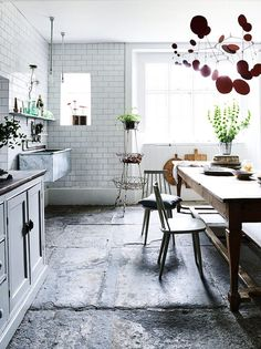 my scandinavian home: Old Meets New in a Magnificent 18th Century House