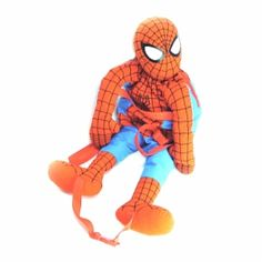 I'm learning all about Comic Images Backpack Buddies Spiderman Ages 3  at @Influenster!