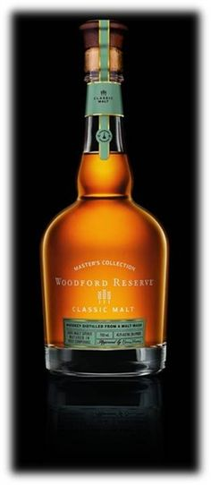 New Woodford Reserve Classic Malt.  Picked up a bottle today and can't wait to try it.