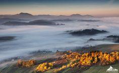 Jeseň na Považí Big Country, Czech Republic, Poland, Mountains, Parks, Nature, Landscapes, Travel, Author