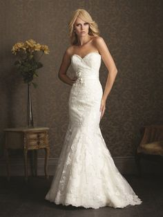Allure Wedding Dress 2501  Beautiful.....