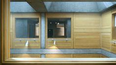Louis Kahn's Yale Center for British Art | by BBB3viz