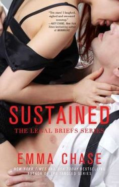 In Review: Sustained (The Legal Briefs #2) by Emma Chase