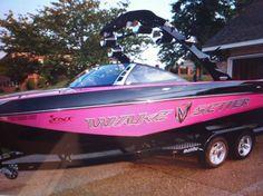 my dream boat :) Malibu Wakesetter