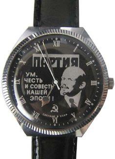 Raketa Lenin Party Watch