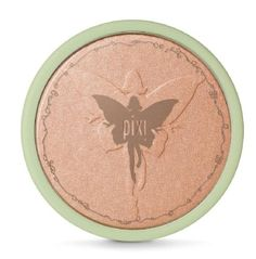 Bronzer by Pixi Beauty   ipsy. I got subtly suntouched which is a great shade for me as I am fair. So excited to try pixie! this color is pefect.