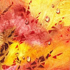 'Water On Color Design Nine' - http://irina-sztukowski.artistwebsites.com/featured/water-on-color-design-nine-irina-sztukowski.html #fineart #art #artwork #decoratehome #artgift #gift #painting #homedecor