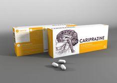 Medicine Package Design (Student Project)