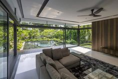 Garden House by Wallflower Architecture + Design