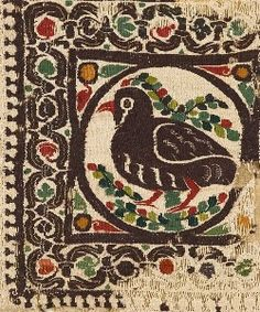 Coptic textiles from ancient Egypt