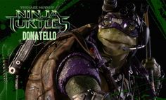 Share this with your friends and receive a $15 promo code. Click here to write your message. TMNT Donatello Polystone Statue