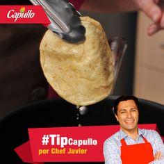 #TipCapullo cuando pongas a freír algo, procure usar una olla con paredes altas, eso ayuda a que no salpique mucho aceite en su estufa.
