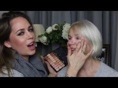 Glowing Makeup Tutorial for Mature Skin - YouTube