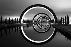 Full Circle by Phil Mack, via 500px - Circles in circles in circles.