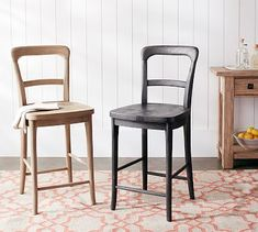 Shop Pottery Barn for expertly crafted small dining room furniture. Find small dining tables, chairs and more perfect for a small space or apartment. Small Dining Room Furniture, Entryway Furniture, Apartment Furniture, Living Room Chairs, Kitchen Furniture, Kitchen Decor, Dining Chairs, Dining Sets, Furniture Buyers