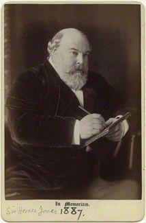 Sir Horace Jones 1818-97
