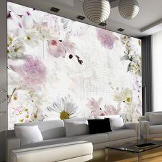 Vlies Tapete ! Top ! Fototapete ! Wandbilder XXL ! 400x280 cm BLUMEN NATUR b-A-0155-a-b